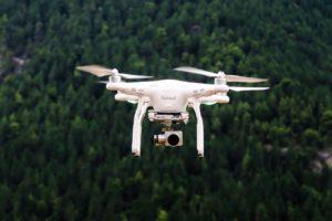 drone lunette fpv