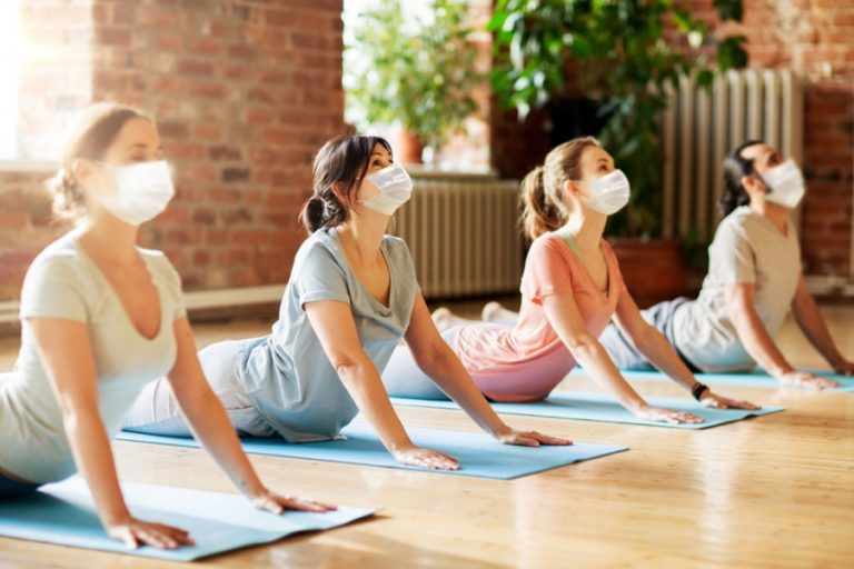 reprendre yoga